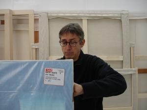 Atelier Bernard Piffaretti, Paris 2006
